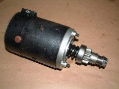 New Rebuilt 6volt Starter Motor Ford E93A/E04A Free Uk delivery